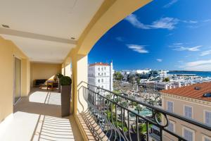Palais View, Apartmanok  Cannes - big - 40