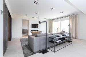 Palais View, Apartmanok  Cannes - big - 21