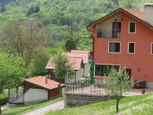 Hotel Garvanec, Загородные дома  Druzhevo - big - 26
