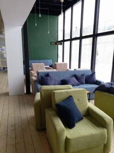 Mgzavrebi Gudauri apartment 111, Appartamenti  Gudauri - big - 5