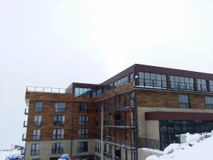 Mgzavrebi Gudauri apartment 111, Apartmány  Gudauri - big - 10