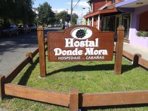 Hostal Donde Mora, Affittacamere  Villarrica - big - 3