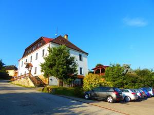 Hotel Stará škola na Šumave