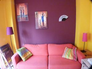 Apartamento Africa, Apartmány  Tossa de Mar - big - 28