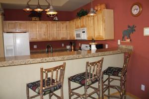 Ponds At Blue River 116R, Holiday homes  Silverthorne - big - 6