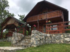Chalets Cirkovic, Horské chaty  Zlatibor - big - 1