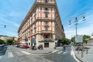 HomeInn San Cosimato, Апартаменты  Рим - big - 9