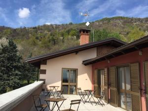La Locanda dei Ciciu, Hotel  Villar San Costanzo - big - 15