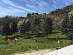 La Locanda dei Ciciu, Hotel  Villar San Costanzo - big - 13
