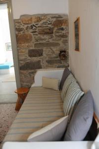 Apano Vrysi, Appartamenti  Tinos Town - big - 24