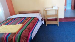 Homestay Taquile Titicaca Lodge