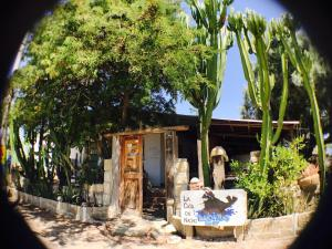 La Casa de Nacho, Vendégházak  Lobitos - big - 9