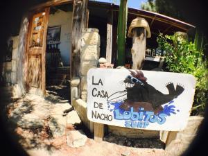 La Casa de Nacho, Vendégházak  Lobitos - big - 11