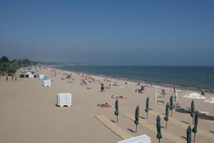 Mini-Hotel + Camping near the sea