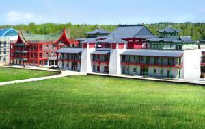 Отель Восточная Азия ЭТНОМИР, Петрово