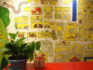 Dengba International Youth Hostel Jinan Branch, Хостелы  Цзинань - big - 59