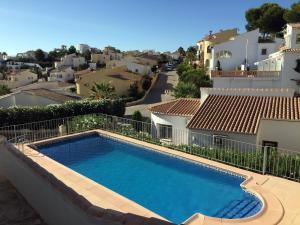 Casa Nancy, Dovolenkové domy  Cumbre del Sol - big - 22
