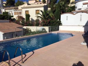 Casa Nancy, Dovolenkové domy  Cumbre del Sol - big - 19