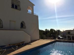 Casa Nancy, Dovolenkové domy  Cumbre del Sol - big - 11