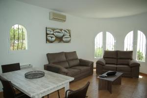 Casa Nancy, Dovolenkové domy  Cumbre del Sol - big - 12