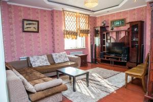 Апартаменты Сарайшык 34, 6 этаж