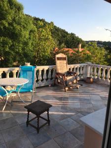 布达佩斯2a区别墅, Villas  Budapest - big - 9