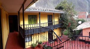 Munay Tambo Casa Hospedaje, Penzióny  Ollantaytambo - big - 8