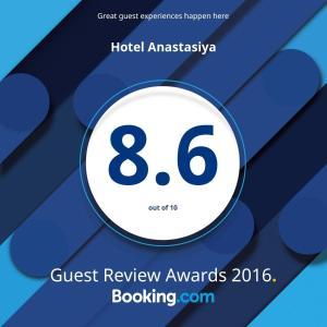 Отель Анастасия - фото 18