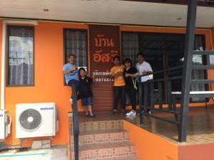 Baan Asree, Дома для отпуска  Ао Нанг Бич - big - 50