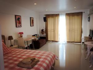 Chomdoi Condontel, Appartamenti  Chiang Mai - big - 17