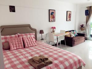 Chomdoi Condontel, Appartamenti  Chiang Mai - big - 16