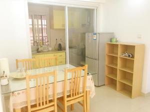 Suzhou Amusement Land Family Apartment, Apartmány  Suzhou - big - 6