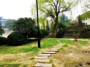 Suzhou Amusement Land Family Apartment, Apartmanok  Szucsou - big - 13