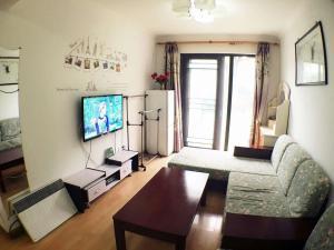 Suzhou Amusement Land Family Apartment, Apartmány  Suzhou - big - 17
