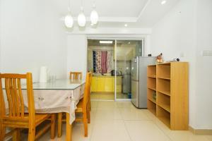 Suzhou Amusement Land Family Apartment, Apartmanok  Szucsou - big - 34