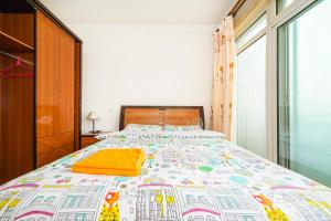 Suzhou Amusement Land Family Apartment, Apartmanok  Szucsou - big - 36