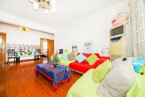 Suzhou Amusement Land Family Apartment, Apartmány  Suzhou - big - 47