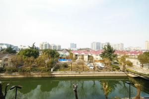 Suzhou Amusement Land Family Apartment, Apartmány  Suzhou - big - 50