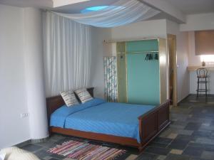 Seascape Apartment, Appartamenti  Faliraki - big - 7