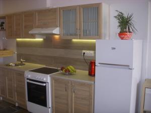 Seascape Apartment, Appartamenti  Faliraki - big - 8