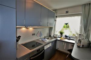 Alpenflair Ferienwohnungen Whg 202, Apartmány  Oberstdorf - big - 12