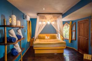 Cabañas La Luna, Hotely  Tulum - big - 85