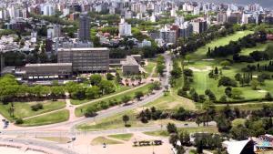 Apartamento 3 Dormitorios en parque Rodó, Appartamenti  Montevideo - big - 10