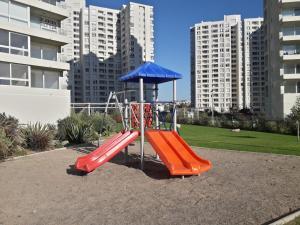 Gran Marina Peñuelas, Апартаменты  Coquimbo - big - 10