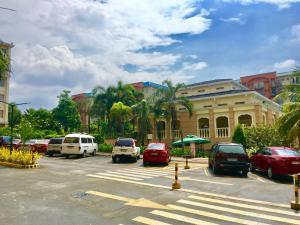 Chateau Elysee Ritz, Ferienwohnungen  Manila - big - 18