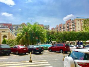 Chateau Elysee Ritz, Ferienwohnungen  Manila - big - 20