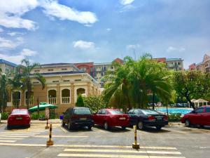 Chateau Elysee Ritz, Ferienwohnungen  Manila - big - 21