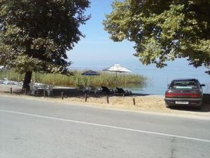 Villa Kristina, Vily  Lagadin - big - 27