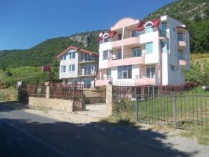 Villa Kristina, Vily  Lagadin - big - 26