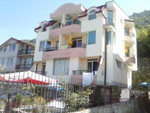 Villa Kristina, Vily  Lagadin - big - 1